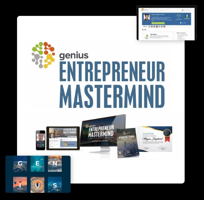 Genius Entrepreneur MasterMind